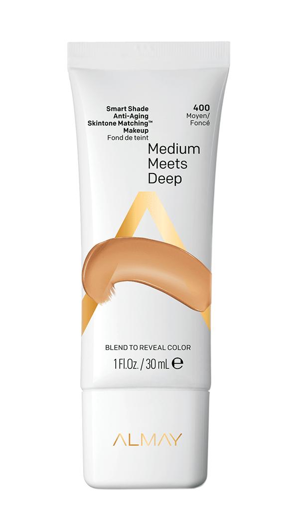 Almay Smart Shade Anti-Aging Skintone Matching™ Makeup