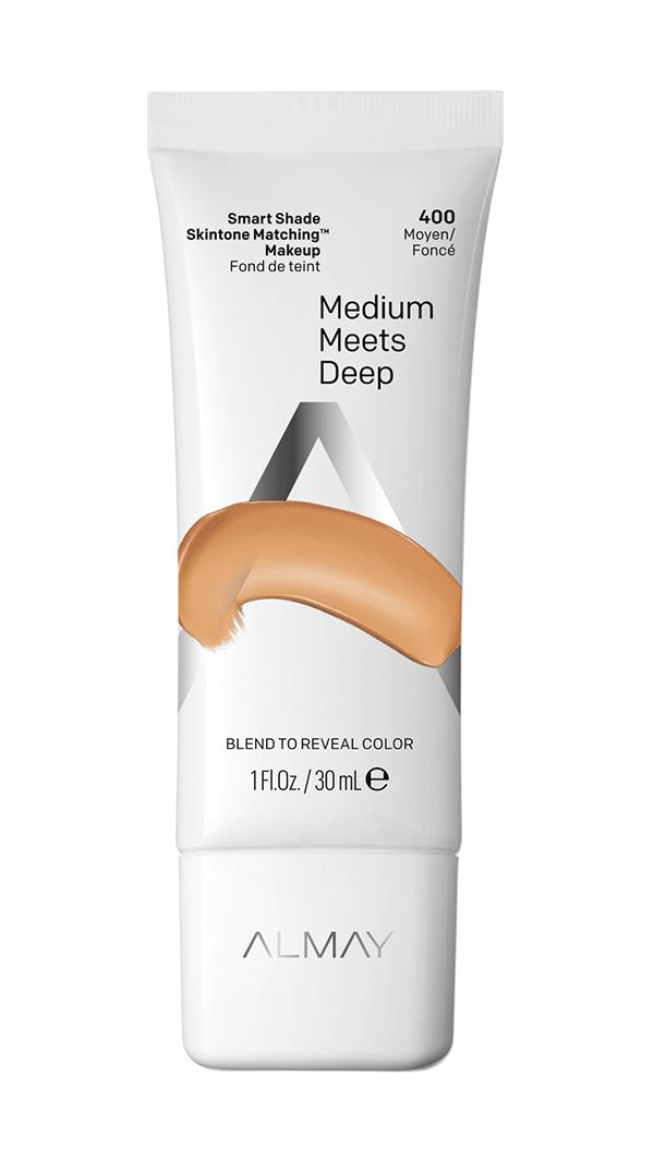 Almay Smart Shade Skintone Matching™ Makeup