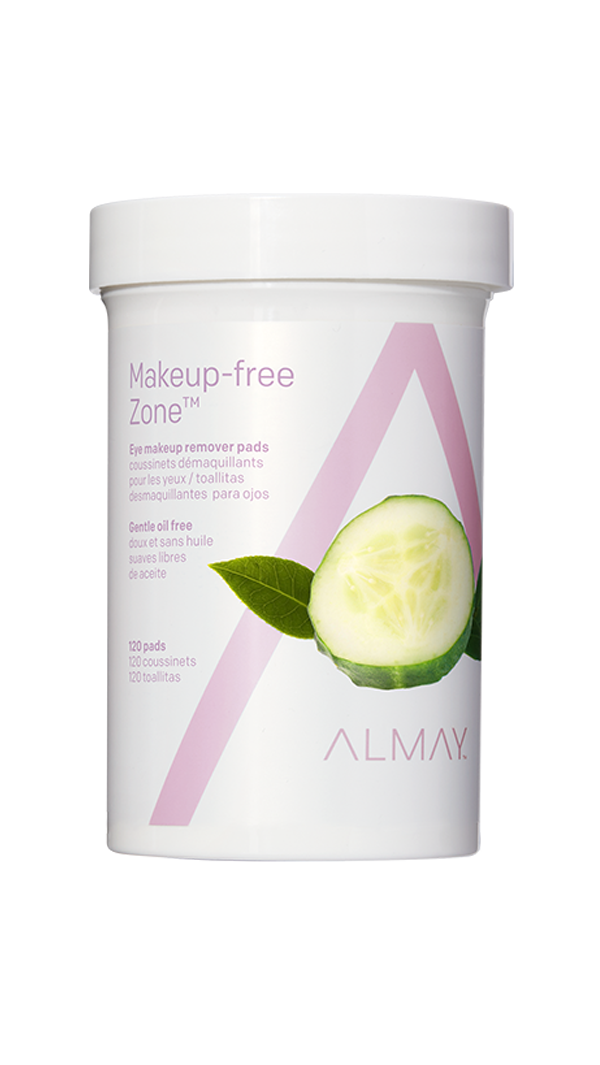 almay oil free eye makeup remover pads review
