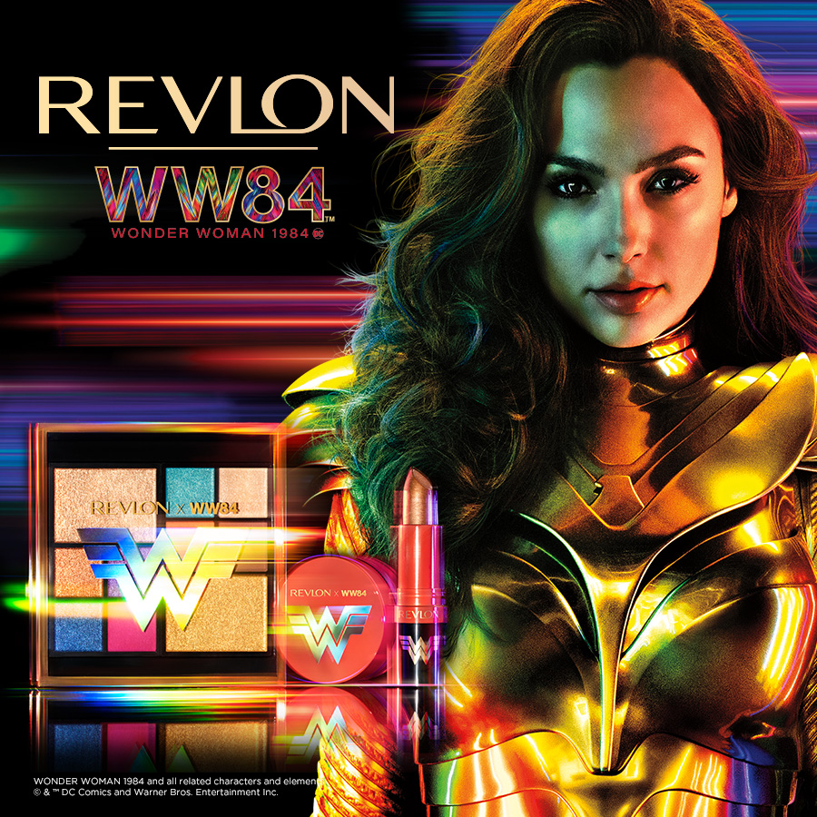 Revlon X WW84 Collection