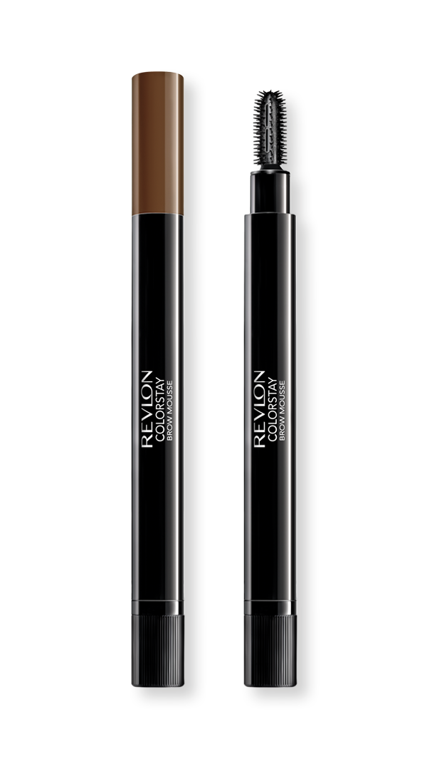 revlon eye colorstay brow mousse soft brown