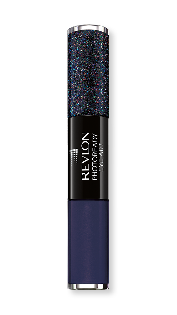 revlon eye photoready eye art liquid liner lash midnight glitz