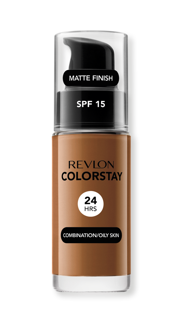 colorstay� makeup for combinationoily skin spf 15 revlon