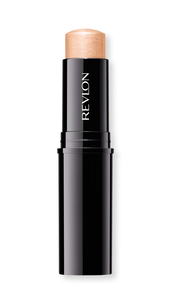revlon face photoready insta fix highlighting stick gold light