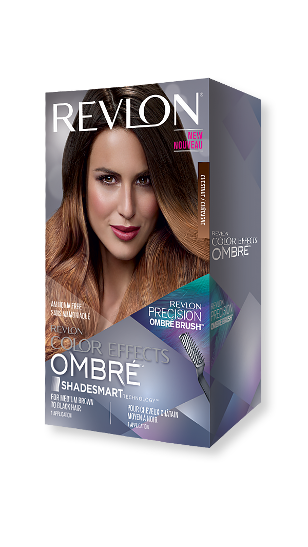 Color Effects Ombré™ Hair Color With Brush - Revlon