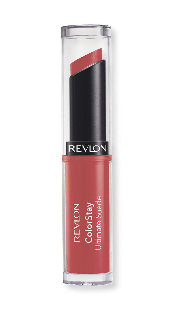 revlon lip colorstay ultimate suede lipstick iconic
