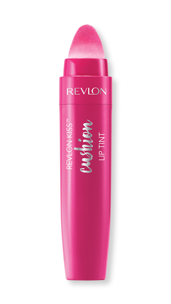 revlon lip kiss cushion lip tint berry lit