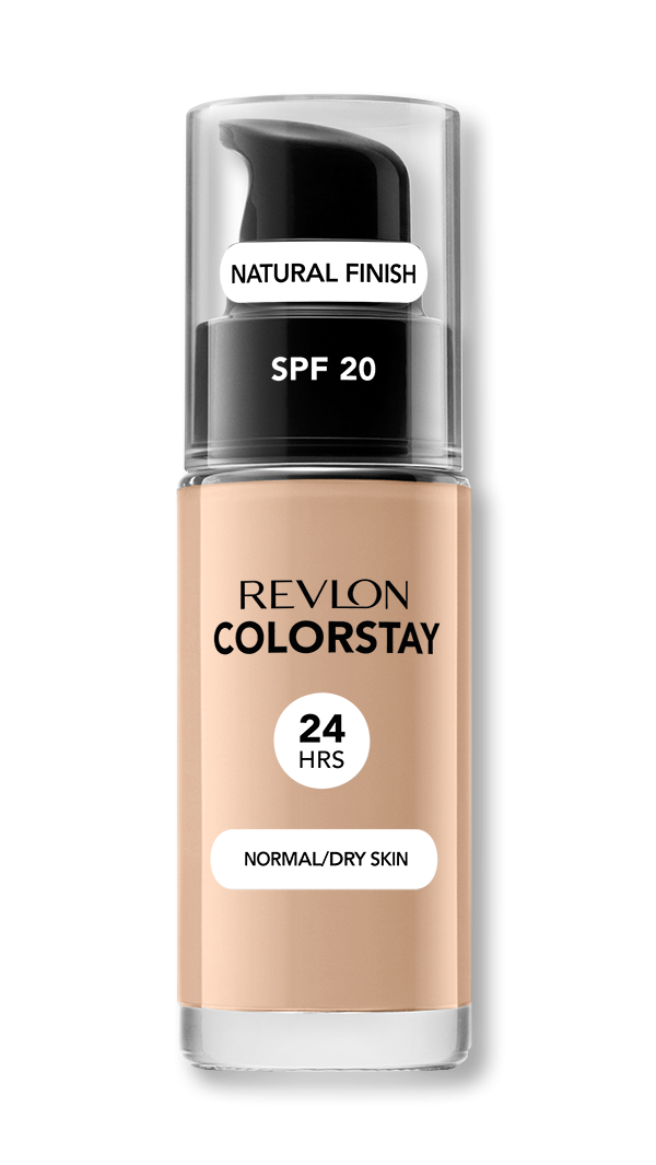 revlon face foundation colorstay makeup normal dry skin sand beige