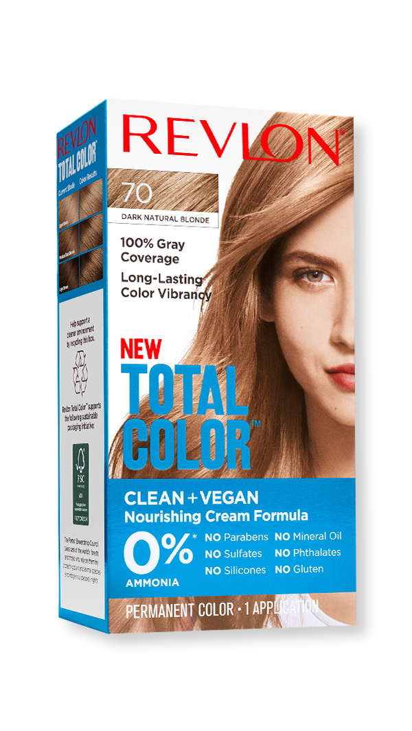 Revlon hair color total color dark natural blonde hero 9x1