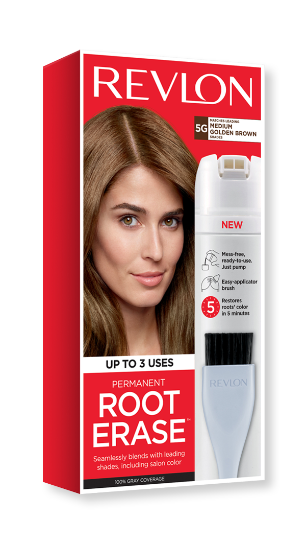 revlon hair root touch up root erase 5g medium golden brown 309977932575 hero 9x16