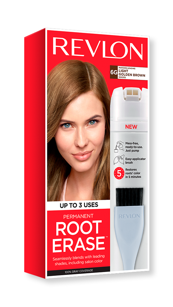 revlon hair root touch up root erase 6g light golden brown 309977932674 hero 9x16